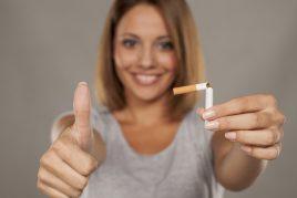 Через сколько выводится никотин из грудного молока