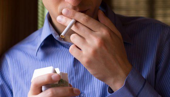 Безникотиновые сигареты