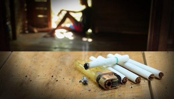бросила курить как похудеть и убрать живот