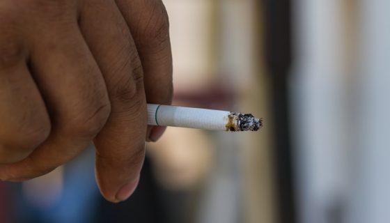 О грехе курения